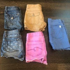 Other - Bundle of girls size 10 shorts.